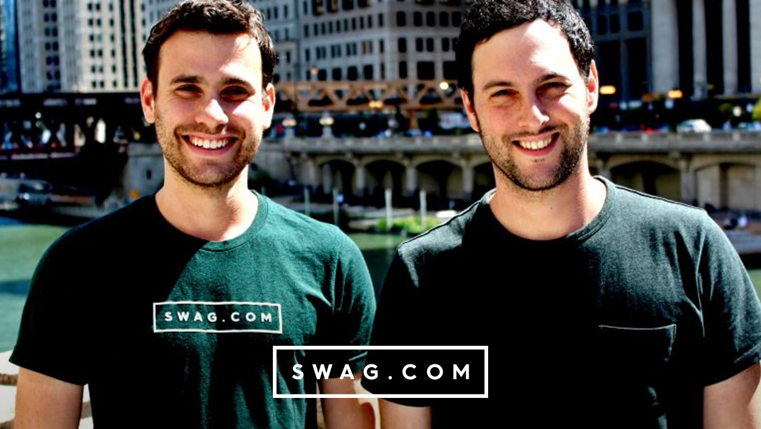 TechCrunch Looks at Promotional Facebook & WeWork Items With Swag.com