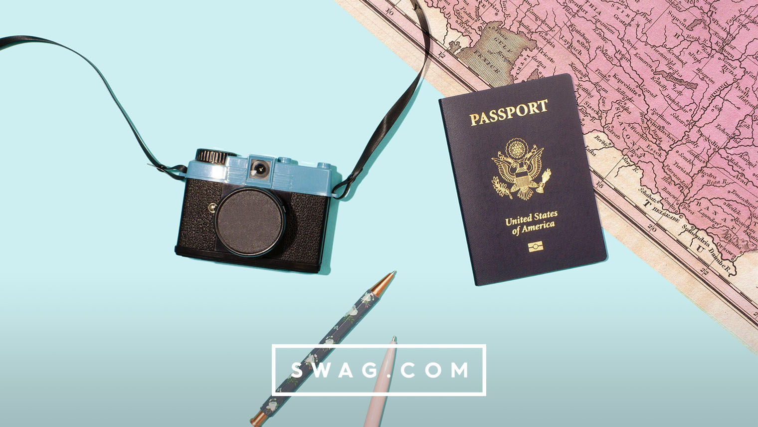 Travel Swag & Promotional Travel Products for Vacations
