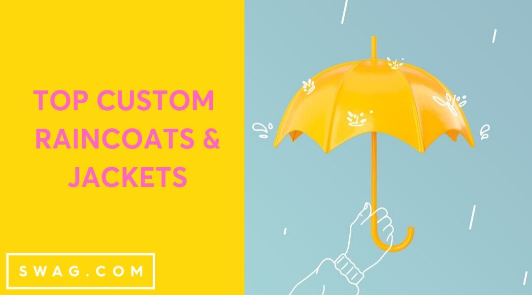 Custom Raincoats & Jackets, Great for all Types of Outdoor Events