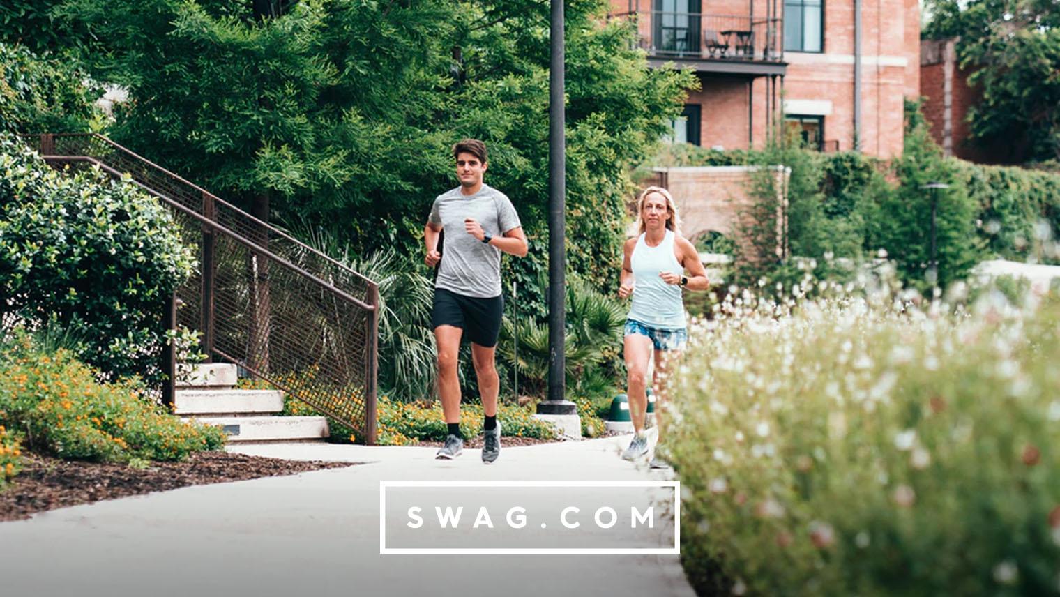 Running Swag
