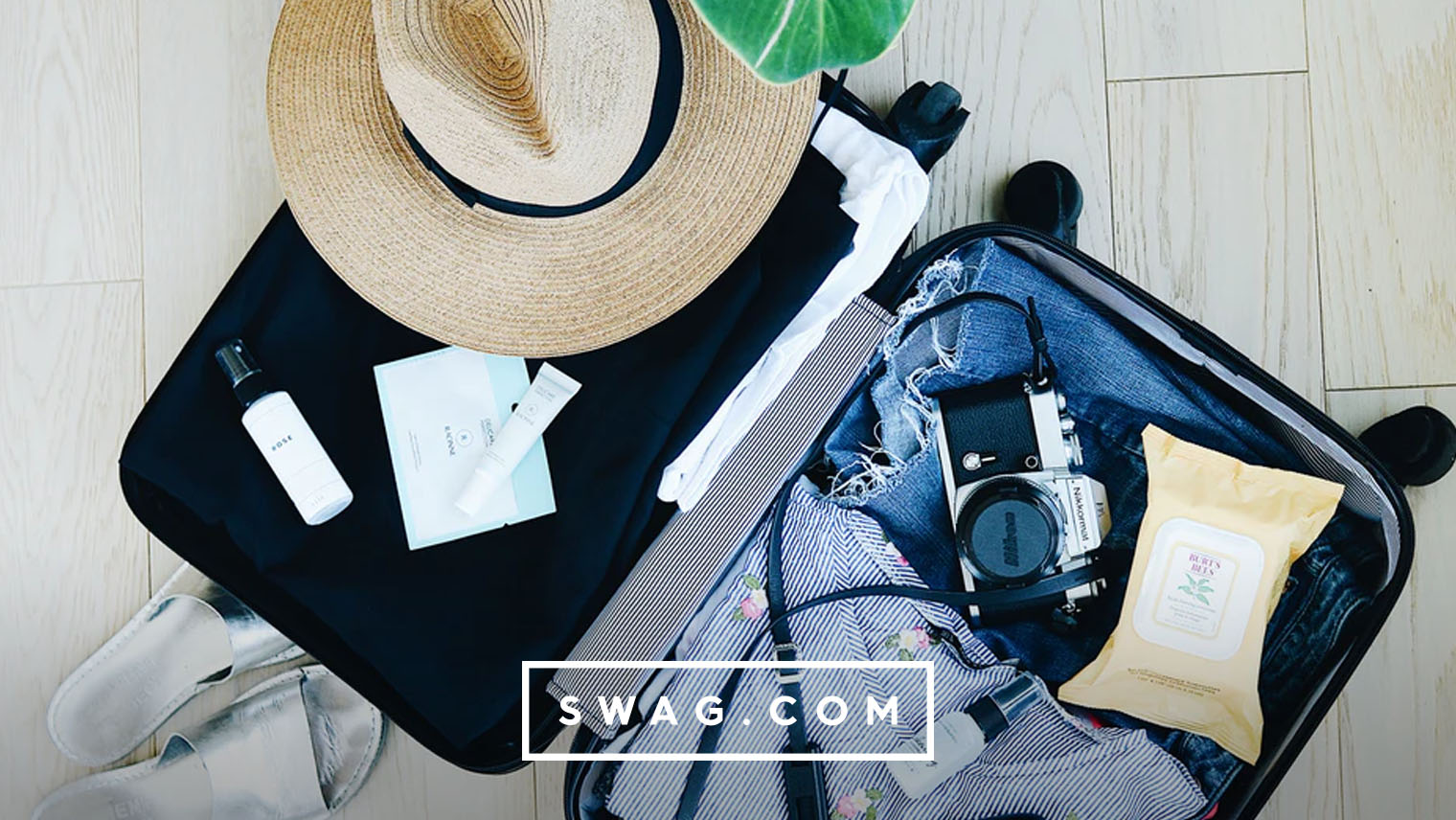 Travel Swag & Promotional Products for Travelers