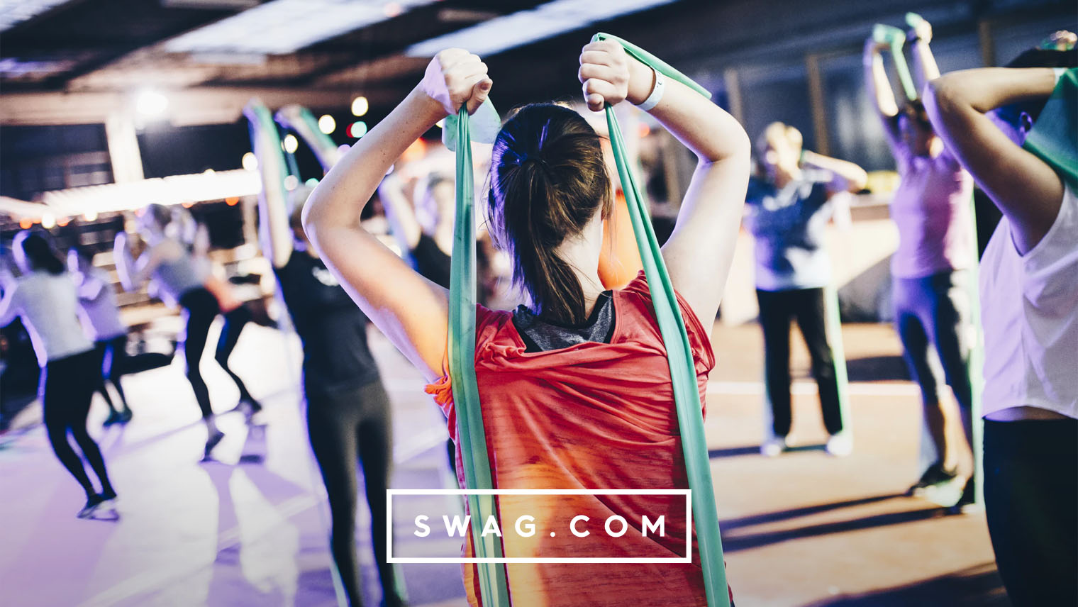 Swag Ideas for Gyms & Fitness
