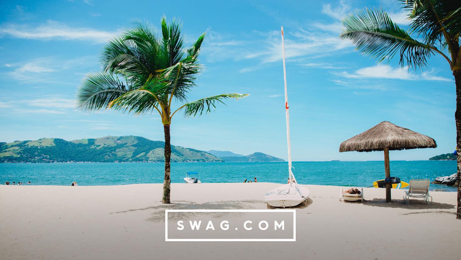 Beach Swag